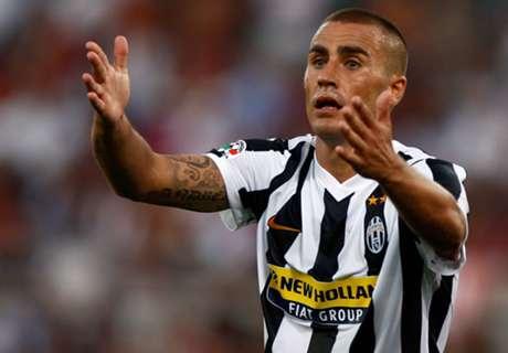 Cannavaro: Italian football in bad state