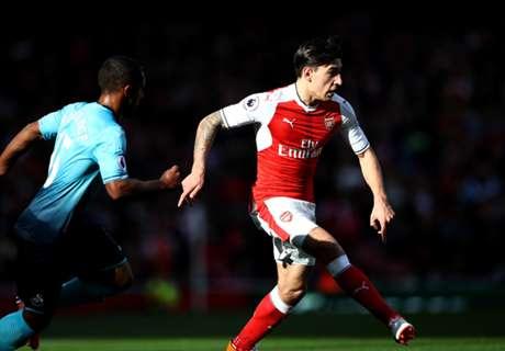 Arsenal kent weinig moeite met Swansea