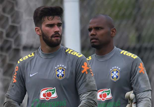 Alisson emerges from Jefferson's shadow