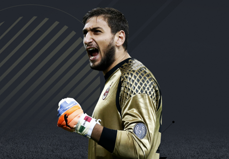 Donnarumma - Buffon's natural heir
