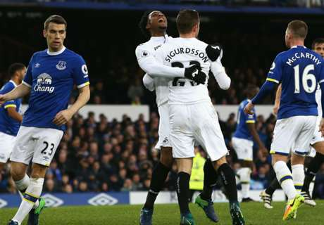 Late Coleman goal saves Everton