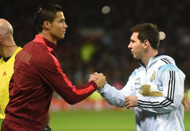 Messi acepta que cristiano ronaldo es el mejor del mundo