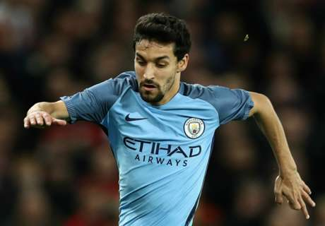 Jesus Navas to leave Man City in June