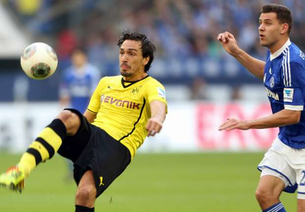 Schalke 2-1 Borussia Dortmund: BVB slump to derby defeat