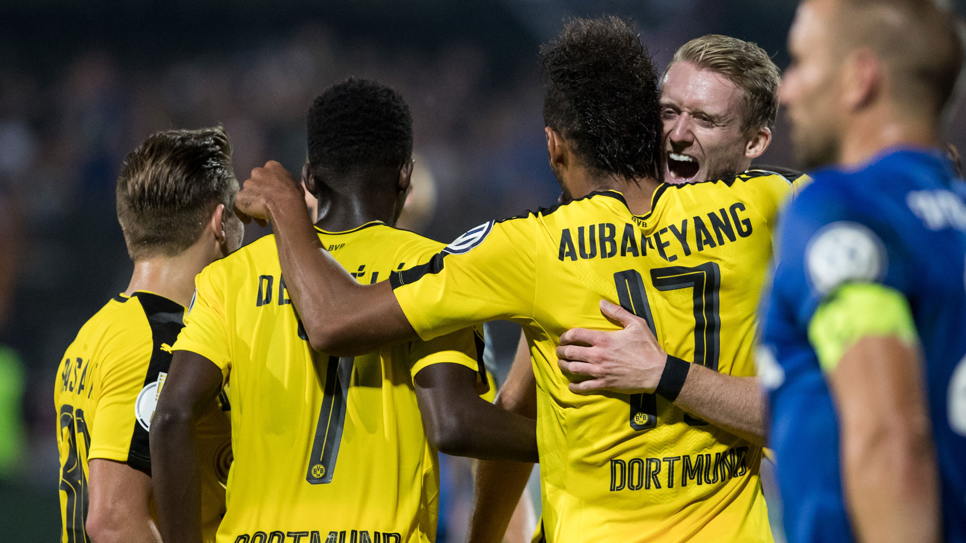 Video: Eintracht Trier vs Borussia Dortmund