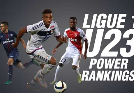 Ligue 1 U23 Power Rankings Wk17