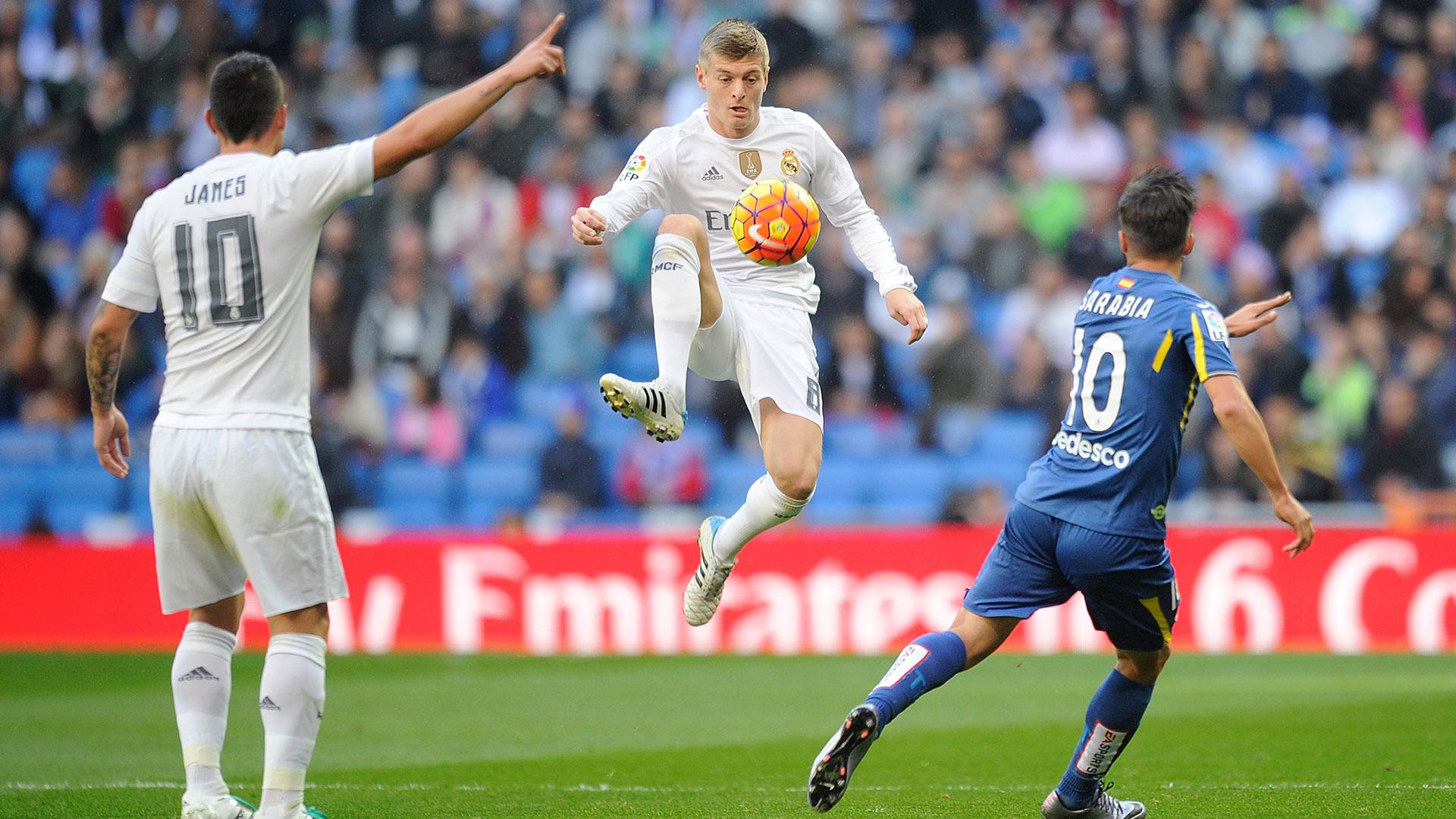 Hinchas del Real Madrid silbaron a James Rodríguez, Isco, Jesé y Danilo