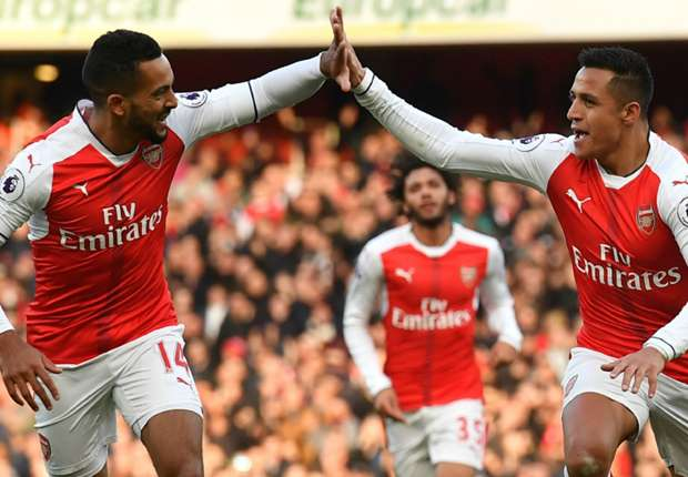 Arsenal 3-1 Bournemouth: Alexis and Walcott get Gunners back to winning ways