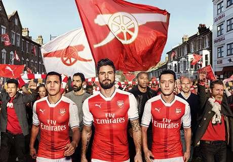 Der Arsenal-Fan, der die Nachbarn weckt