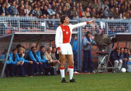 ► Goles de Cruyff con el Ajax