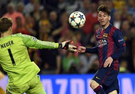 Lionel Messi, el genio imparable