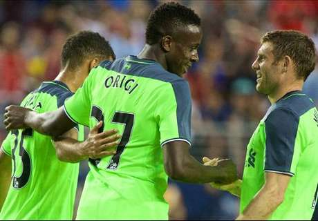 Origi stars for Klopp's men in win