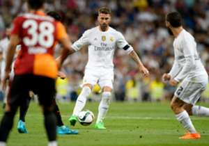 SERGIO RAMOS | Real Madrid's new captain may not have enjoyed success in terms of silverware in 2015, but there's simply no doubting Sergio Ramos' class as he enjoyed another formidable season. Manchester United pushed hard to sign him in the summer, b...
