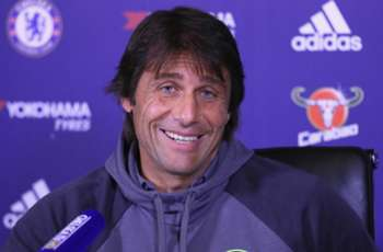 Conte insists it is too early for title talk