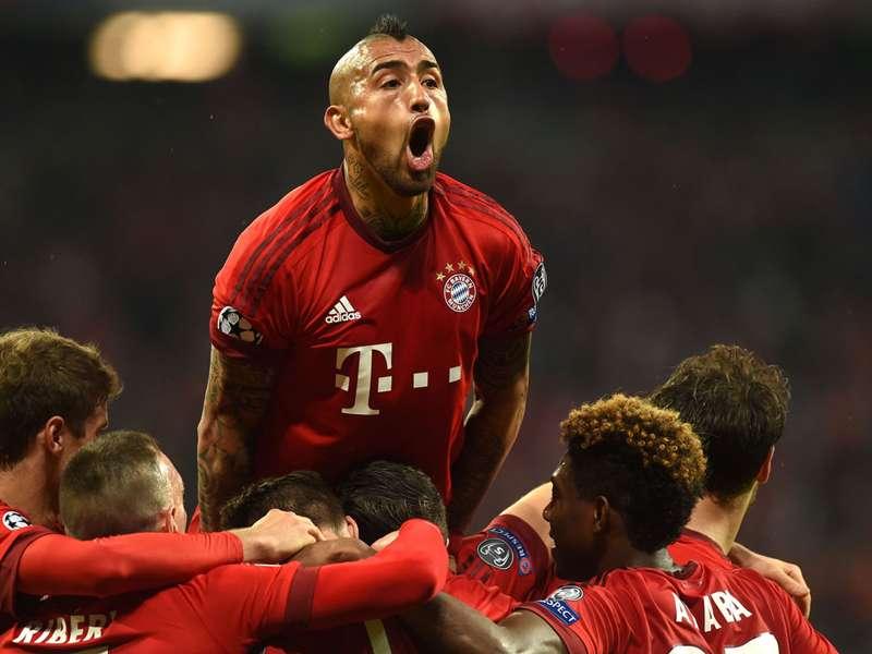 Onazi stars as Bayern Munich humiliates Barcelona 16-1 in Champions League game