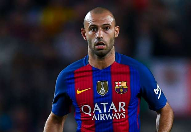 Mascherano: I have signed my last contract with Barcelona