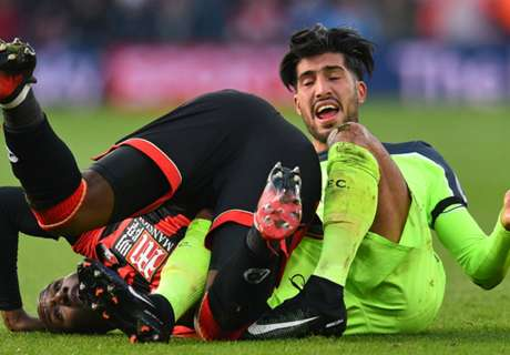 Liverpool fall apart at Bournemouth