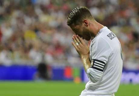 Ramos posts photo of Messi's child