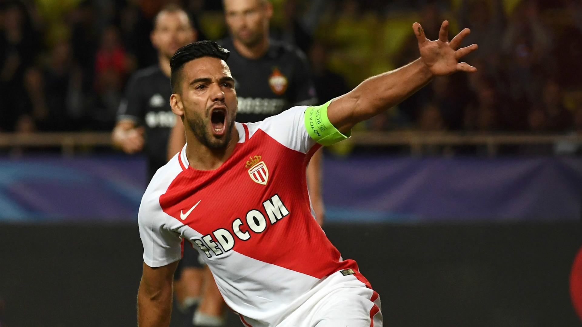 HD Radamel Falcao Monaco