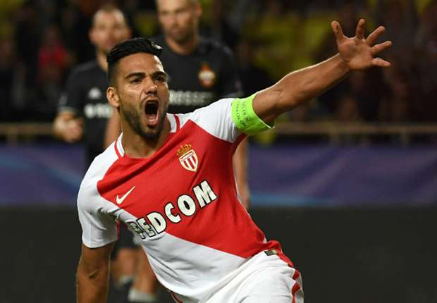 Monaco 3-0 CSKA Moscow: Falcao at the double in home win