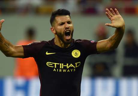 RUMOURS: Three clubs want Aguero