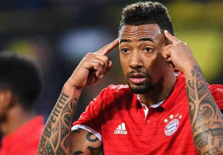 Boateng, baja para el Bayern - Atlético