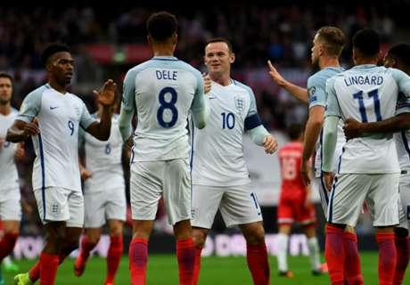 Eliminatorias: Inglaterra 2-0 Malta