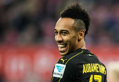 Auba won't rule out summer transfer