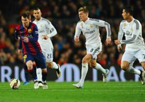 "Know more than the commentators: All the stats behind el Clasico. <p><a href=""http://bit.ly/2brS0Gk"">All the stats ahead of club football's biggest derby can be found on the Goal+ app, exclusive to Samsung devices. Download the most cutting-edge footba..."