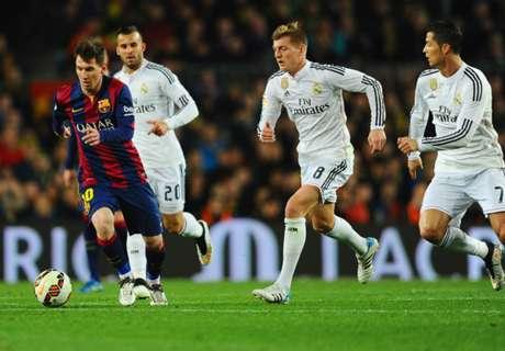 El Clasico: Beat the commentators