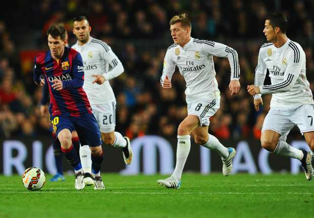 Barcelona v Real Madrid Betting Special: Messi leads the way but Ronaldo looks a tempting wager