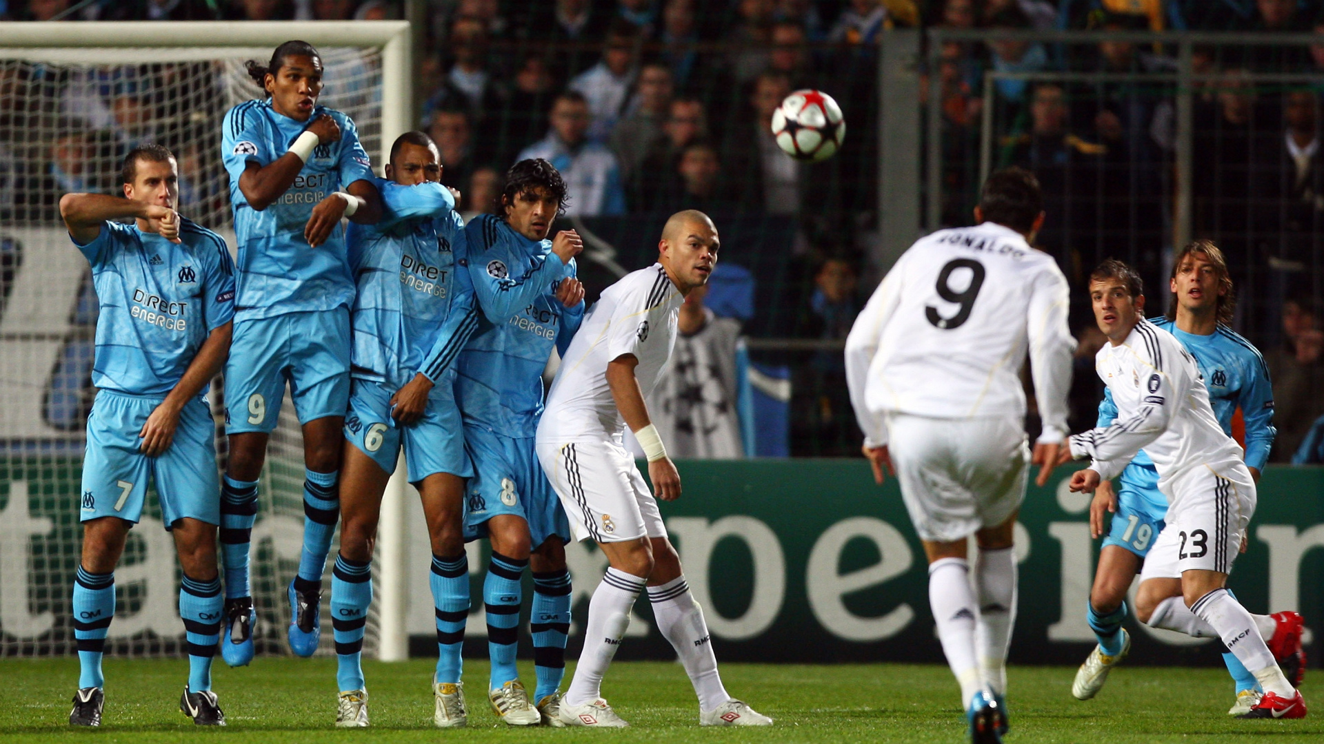 Zinedine Zidane dejó fuera de la convocatoria a Cristiano Ronaldo