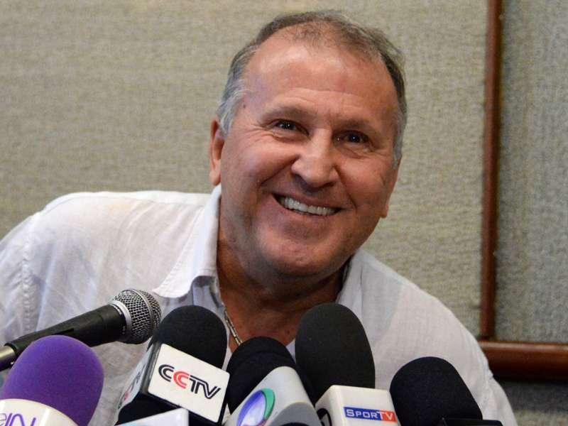 Zico confirma intenção de candidatura à presidência da Fifa