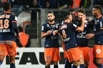 Montpellier 3-0 PSG: Reigning champions miss the opportunity to go top