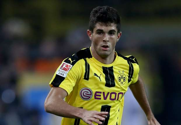 RUMOURS: Liverpool want Pulisic to replace Coutinho