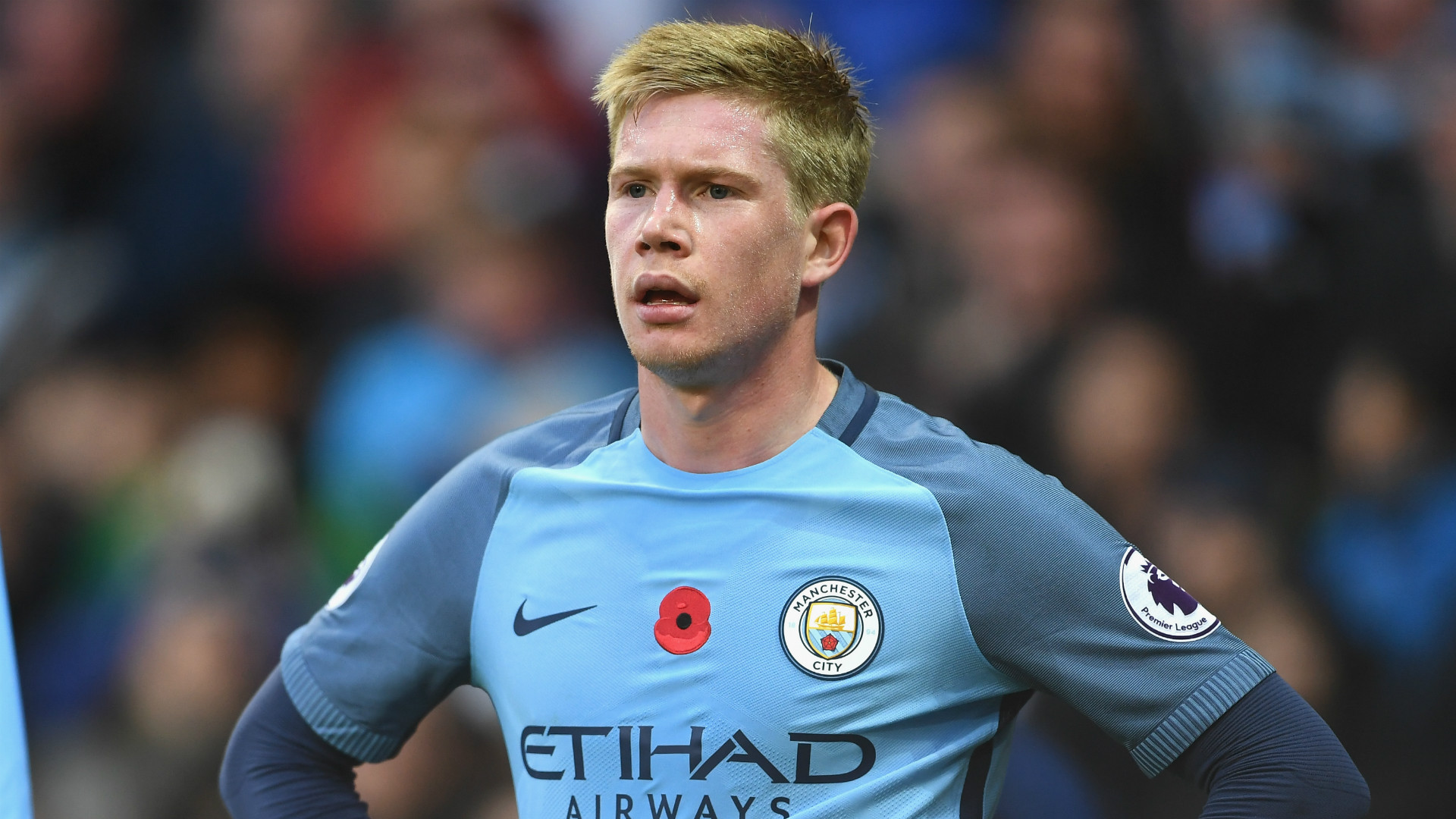 European Team of the Season Kevin De Bruyne