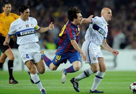Moratti descartó la llegada de Messi a Inter