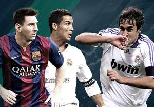 """Der Clasico, der am Samstag im Bernabeu steigt, blickt auf eine lange Historie zurück. Goal zeigt, wer die Top-Torschützen der Geschichte sind. <u><strong><a href=""""http://www.goal.com/de/meldungen/el-clasico-live-stream-real-madrid-fc-barcelona-el-clas..."""