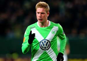 KEVIN DE BRUYNE (Wolfsburg) | The competition's best player until Wolfsburg's surprise exit. Five goals, five assists and created 17 more chances than any other player.
