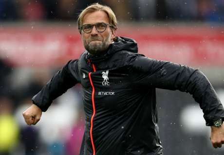 Klopp confirms Liverpool transfer talks