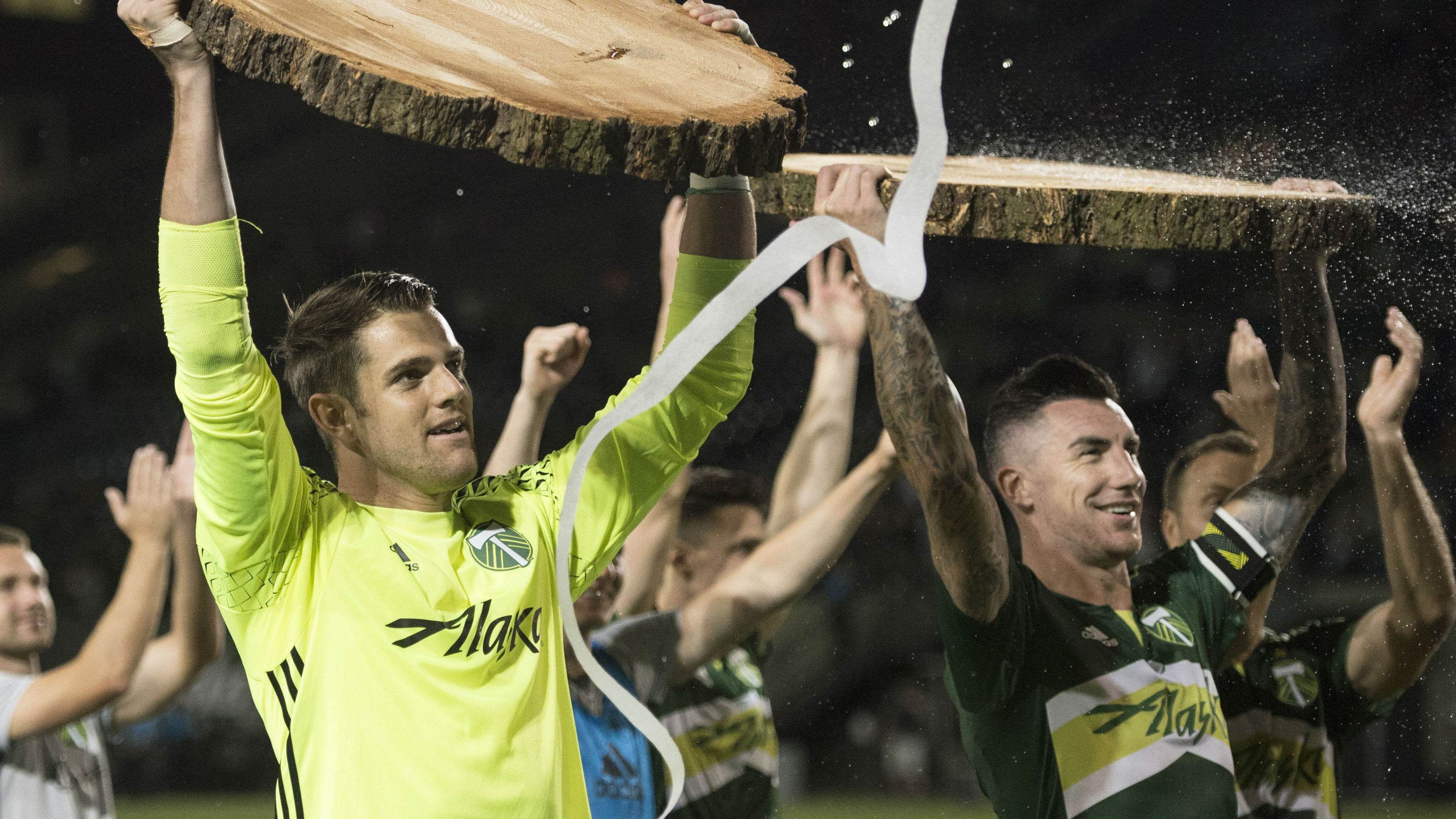 Timbers players Ridgewell, Gleeson arrested for DUI