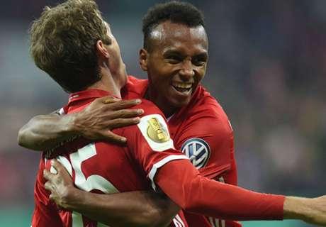 Bayern sink rivals Augsburg to progress