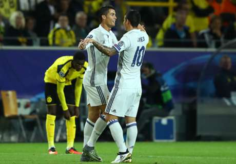 'CR7 friendship is harming James'