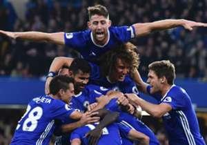 Gim FIFA merilis tim terbaik pekan ini dengan Chelsea mengirim wakil terbanyak usai menghajar Manchester United pada ajang Liga Primer Inggris.