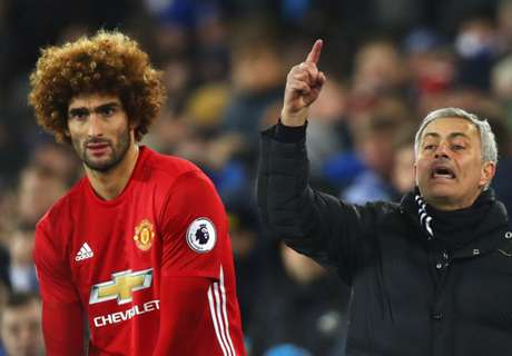 Mourinho flounders with Fellaini grenade
