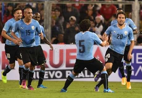 Preview: Uruguay - Guatemala