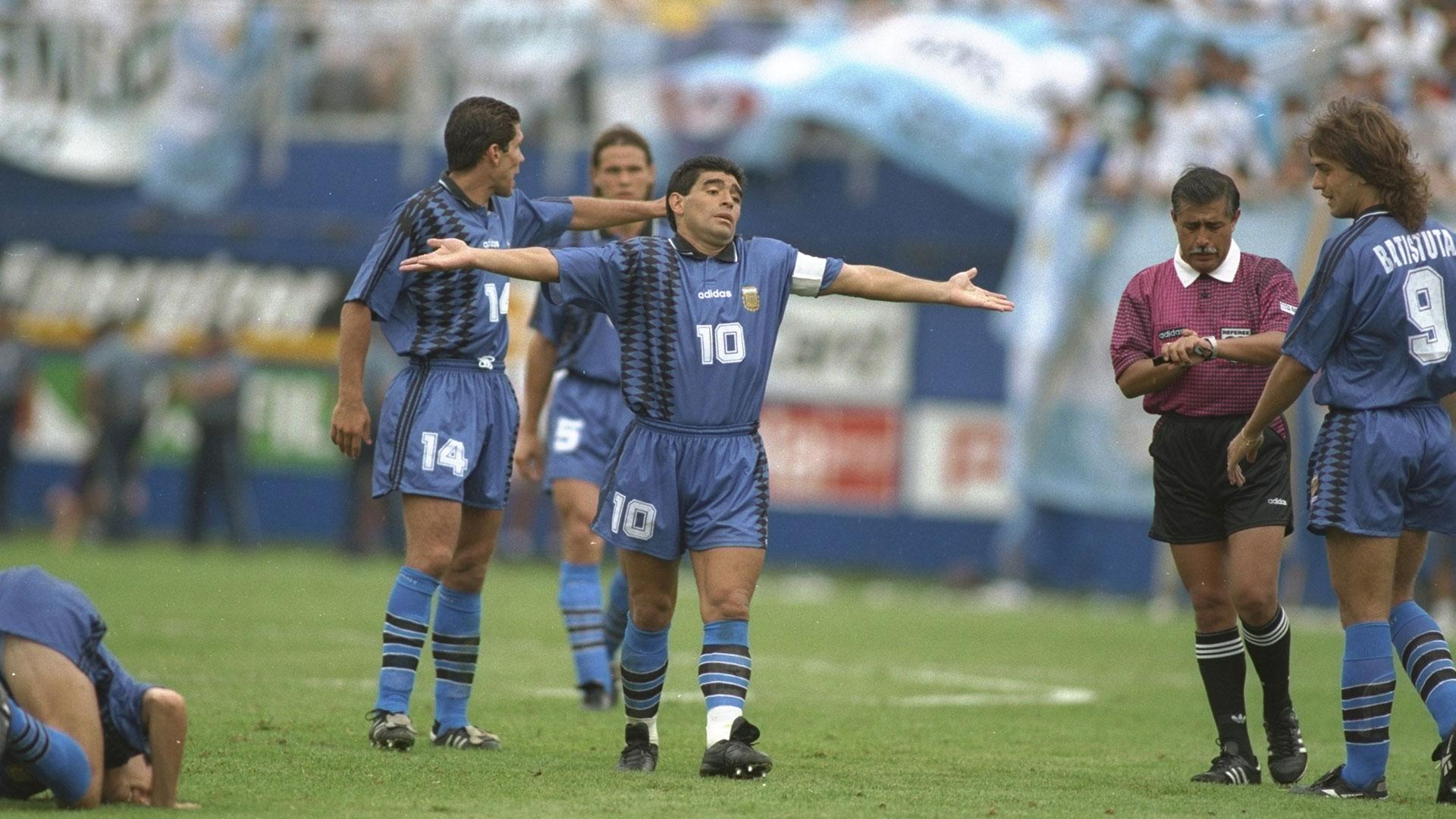 Argentina: Diego Maradona on Inter's Mauro Icardi | Goal.com