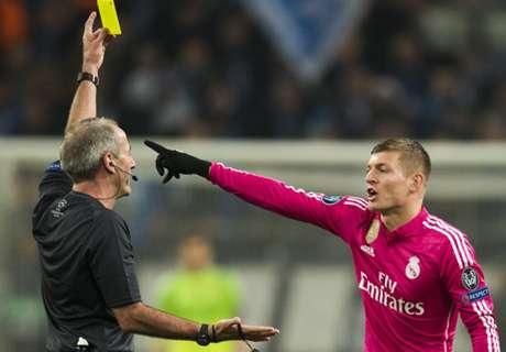 Atkinson to ref Juventus-Real Madrid