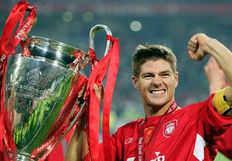 Gerrard's career highs & lows