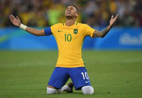 Neymar dreaming of World Cup win